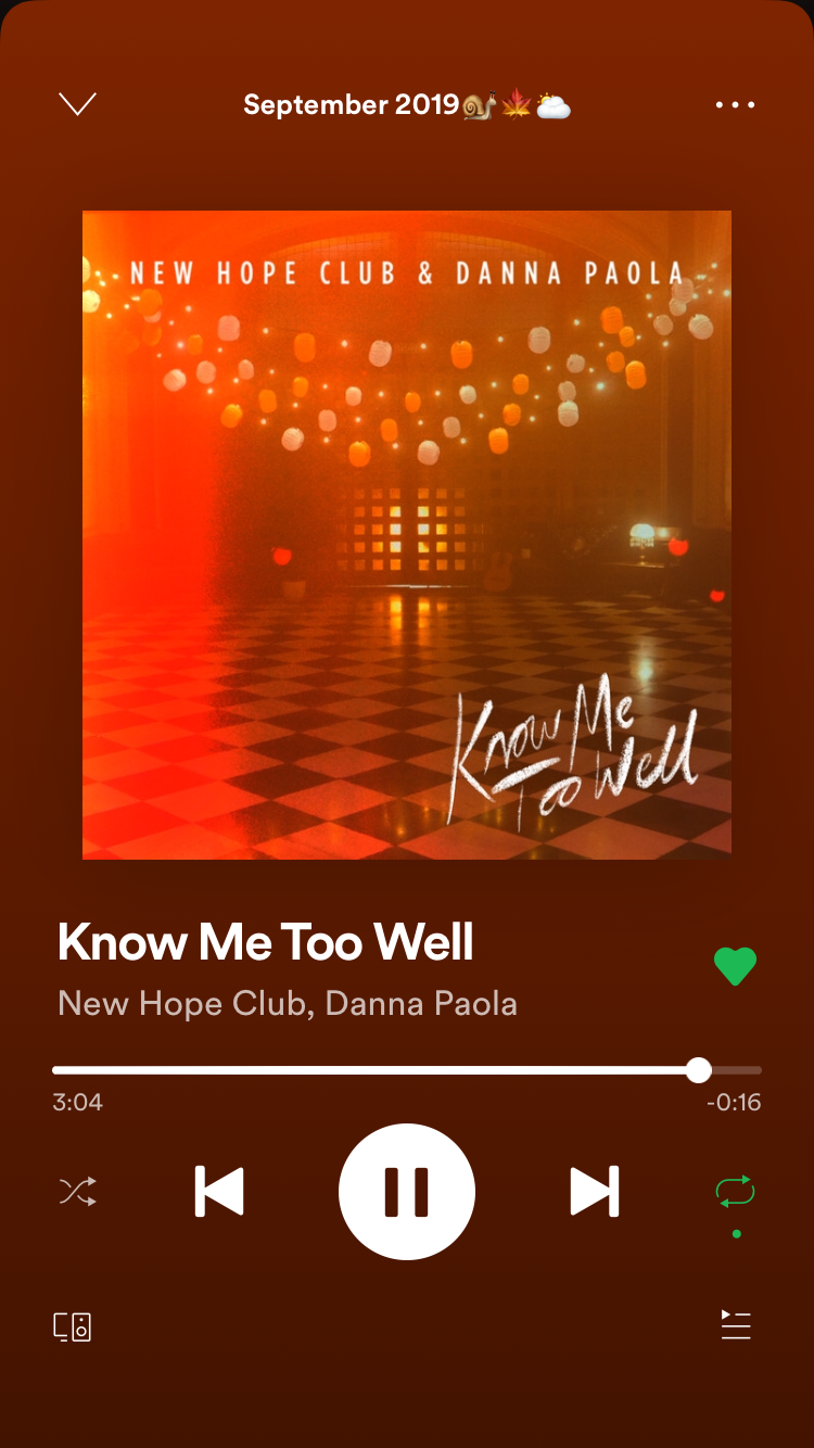 New Hope Club Know Me To Well Canciones