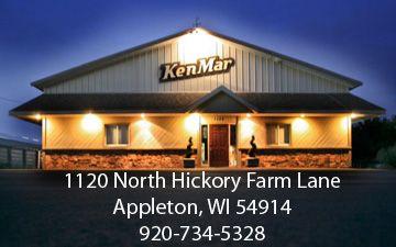 The Kenmar Building At Dusk Appleton Photography Hickory Farms
