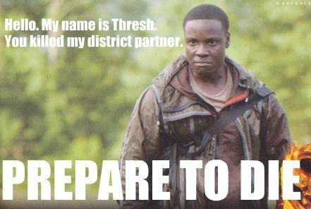 I love Thresh!