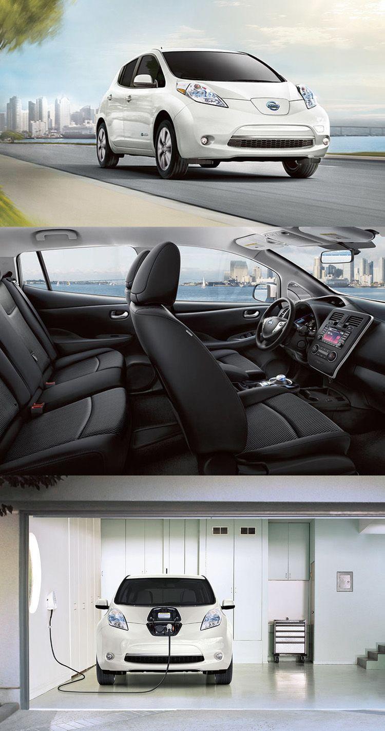 2017 nissan leaf review electric cars rh pinterest cl