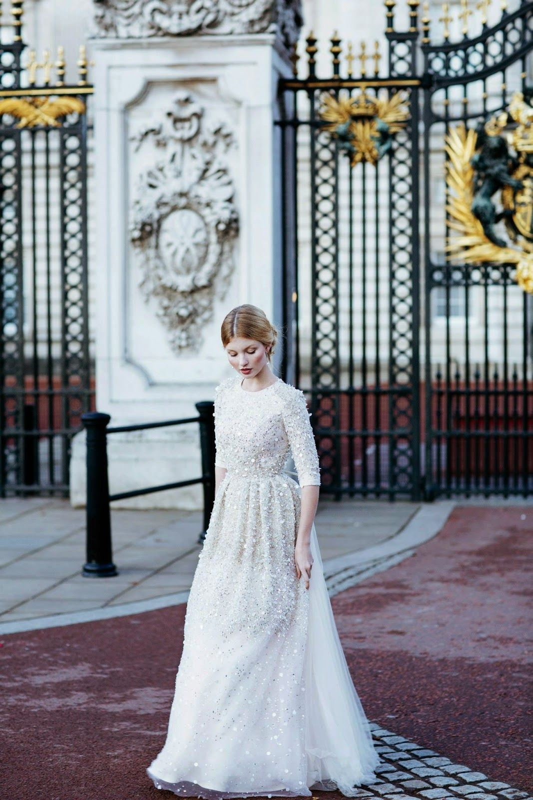 See Evening And Wedding Gowns With Sleeves On Our Blog
