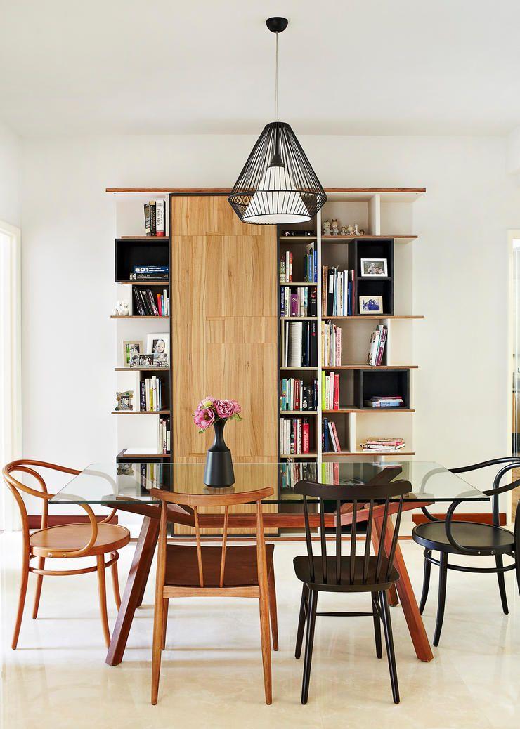 Dining Room Design Ideas 7 Custom Made Built In Storage Displays