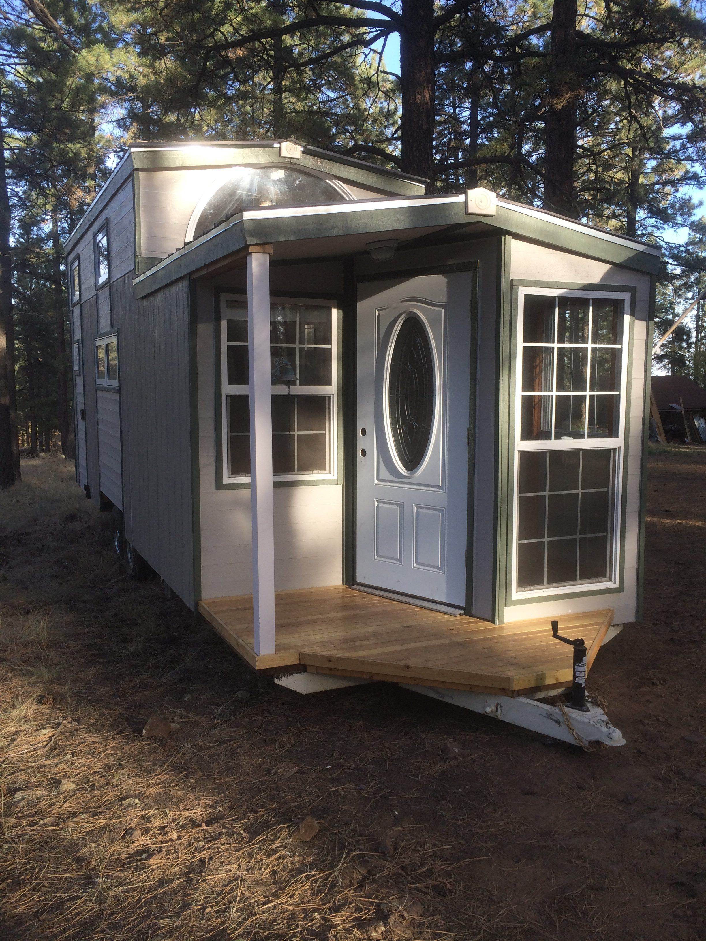 tiny house for sale tiny house for sale in flagstaff arizona rh pinterest ch