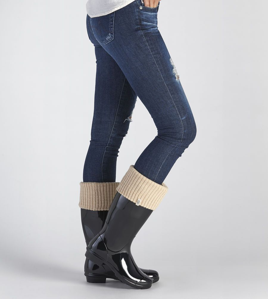fb143ead6a3 Women's Share this product Shaye Tall Rain Boot Sock | Just Me ...