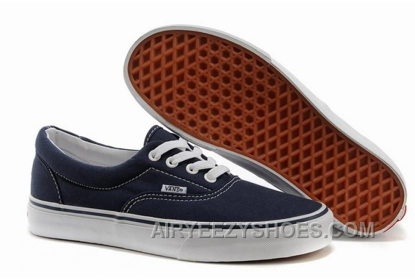 25bfdd1341 Classic lace-up skate shoe. The Era from Vans