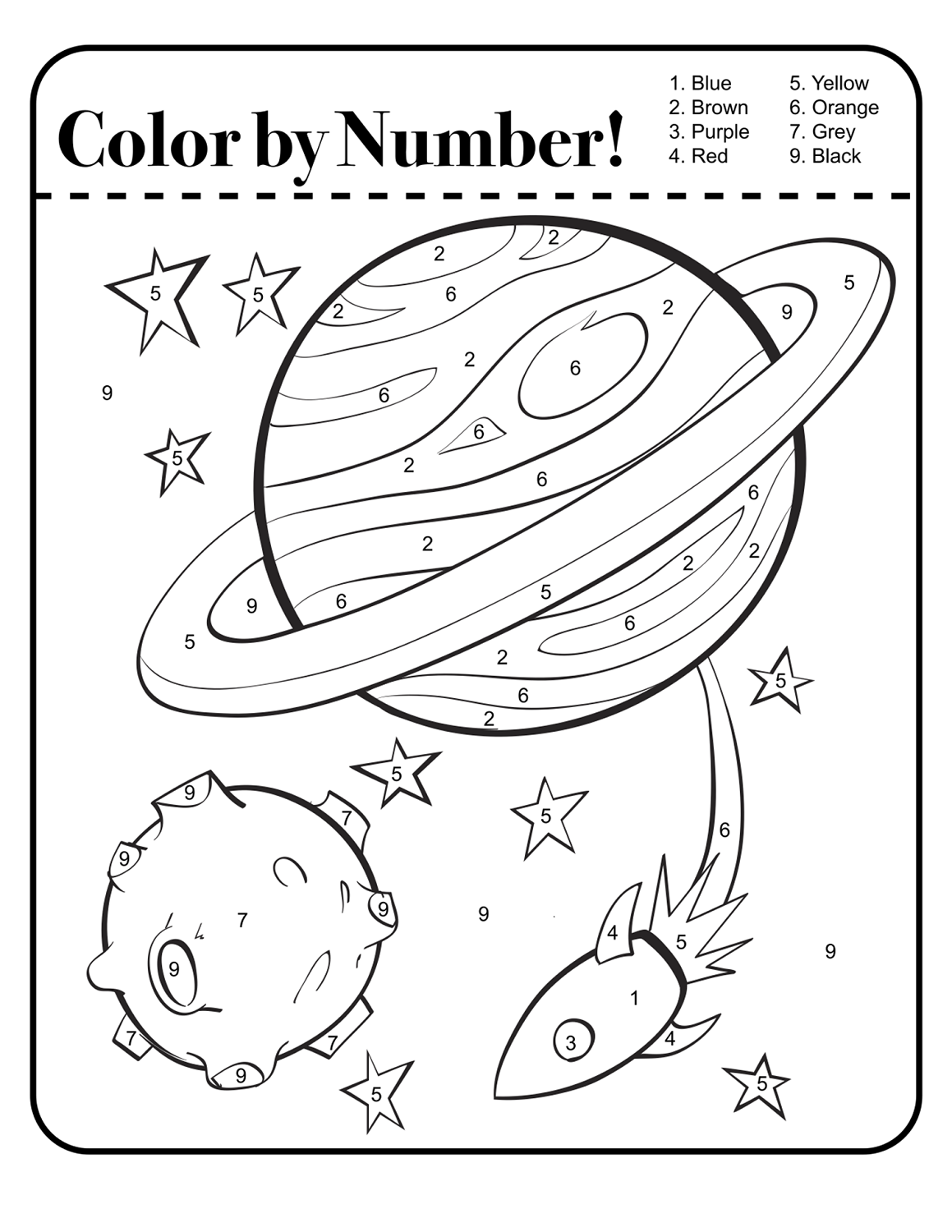Printable Outer Space Worksheets Space Coloring Pages Outer Space Activities Space Activities For Kids