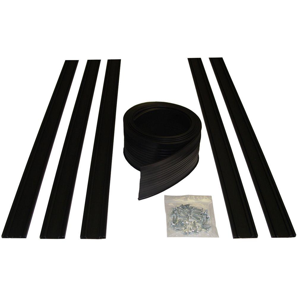20 ft. Garage Door Bottom Seal Kit