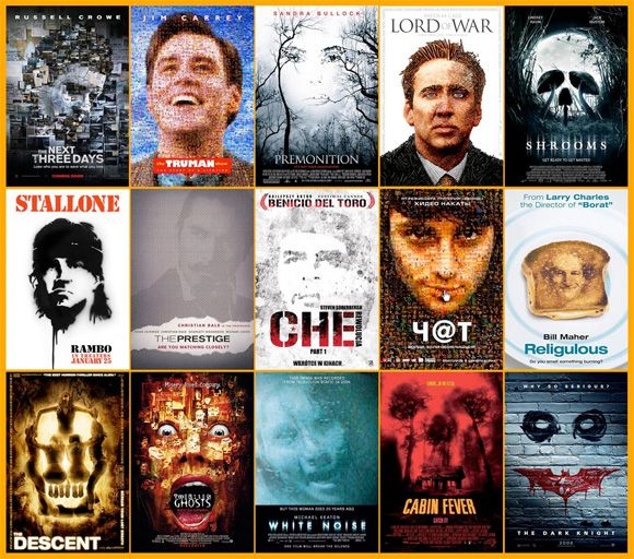 Check This Out Hollywood S Most Common Trends In Movie Posters Movie Posters Movie Posters Design Best Movie Posters