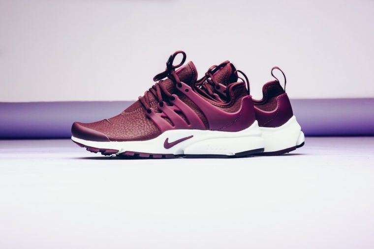e97813f1f66d ... premium 4f8a2 dd5b4  shopping nike air presto wmns prm night maroon  0c755 0cd33