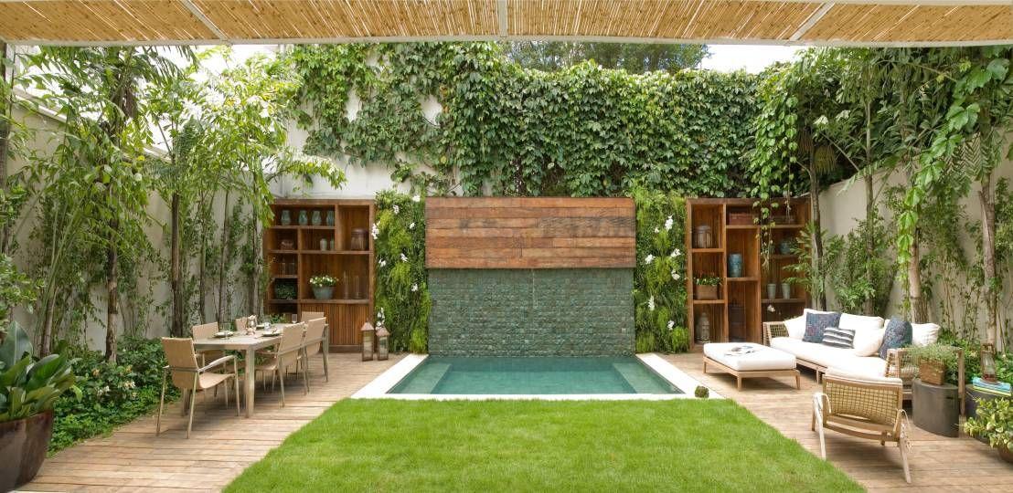 Come avere un giardino incredibilmente bello tutto l anno - Disenos de piscinas para casas ...