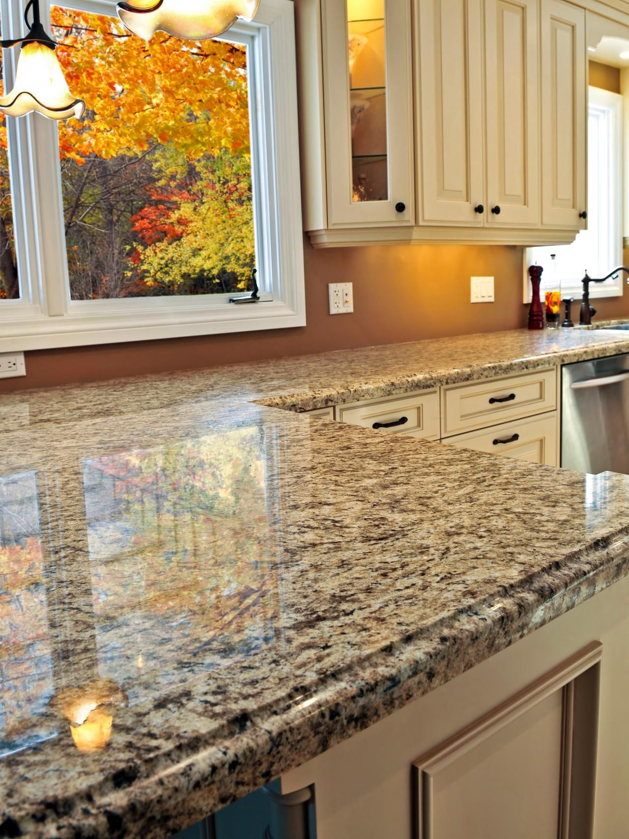 How to Care for Solid-Surface Countertops | Home Cleaning How-Tos for Carpets, Furniture, Bathrooms & More | DIY
