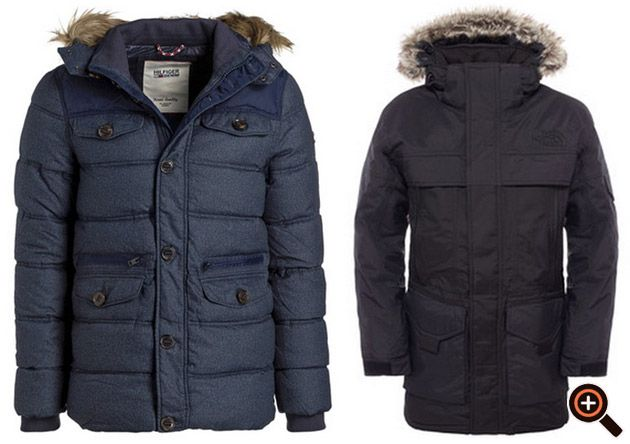 True religion winterjacke fell