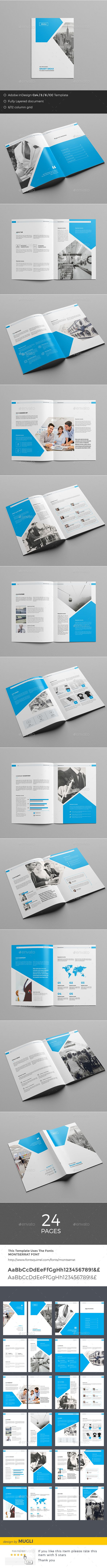 Corporate Brochure   Corporate brochure, Indesign templates and ...