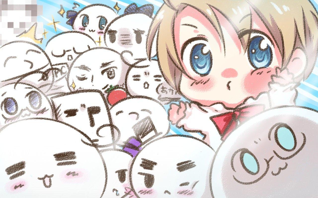 cute~!!! ≥∆≤ | Awesome Anime/Manga | Hetalia, Hetalia ...