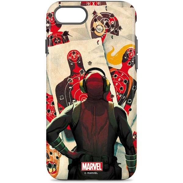1adaf37e58a2 The Deadpool Target Practice iPhone 8 Pro Case by Skinit provides ultimate  protection from everyday wear and tear. Crafted and built be the perfect ...