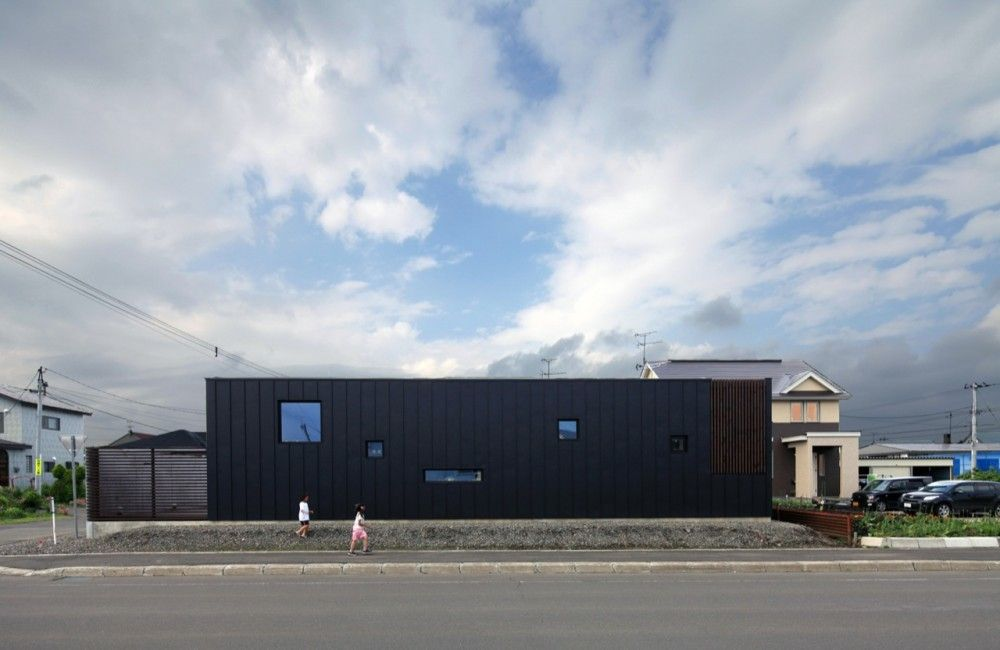 HGCNH House / Code Architectural Design Design Inspirations