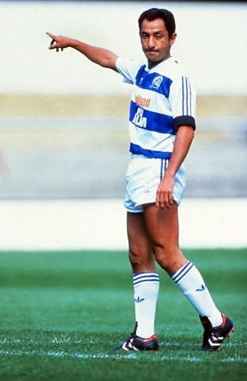 Image result for ossie ardiles qpr