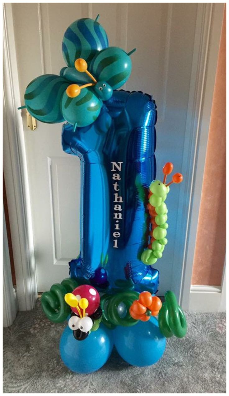 Balloon Numbers u0026 Letters Pinterest