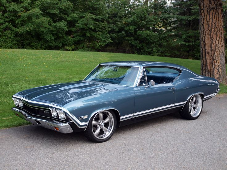 1968 chevrolet custom chevelle 427 car pinterest muscle cars rh pinterest com