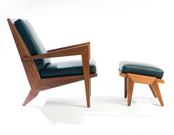 Design Le Style Scandinave Qui Sinspire Des Légendes Nordiques - Fauteuil scandinave design