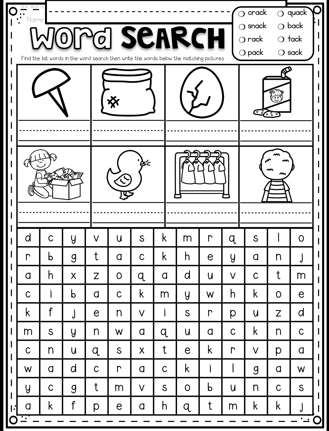160 Phonics Word Search Puzzles Printables You Can Use For Rotations Homework Morning Work And More Cvc Words Cvce Wor Phonics Words Phonics Digraph Words [ 1800 x 1374 Pixel ]