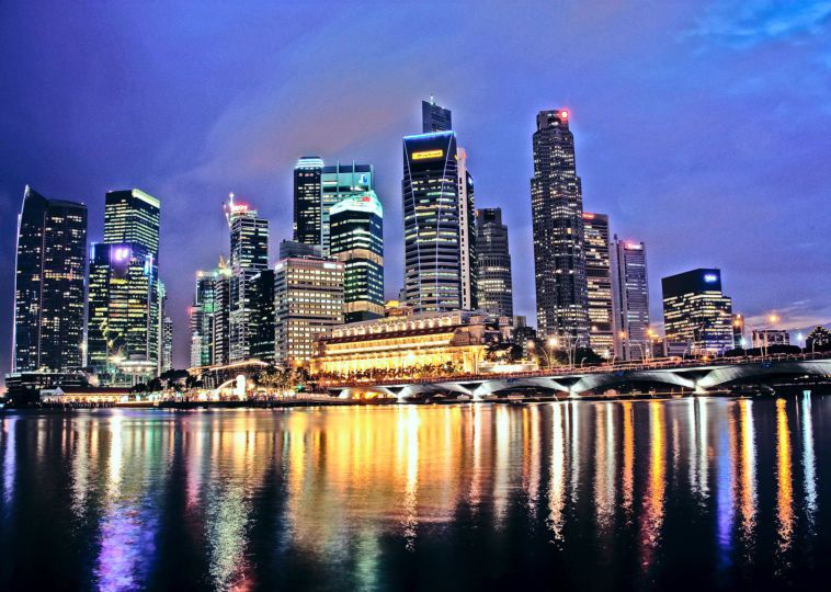 Singapore is a cosmopolitan citystate that became