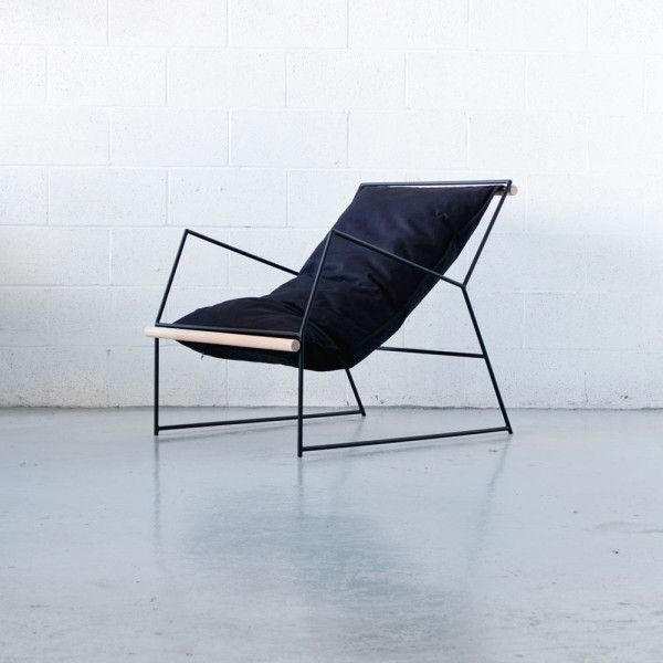 a sling chair inspired by clouds design milk interior design rh pinterest es