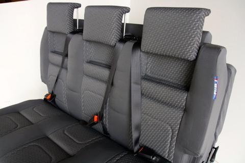 Sprinter Van Bench Seat Covers