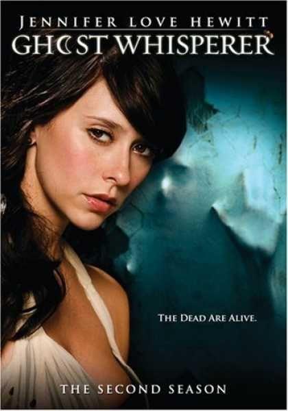Ghost Whisperer Series De Tv Jennifer Love Hewitt Melinda Gordon