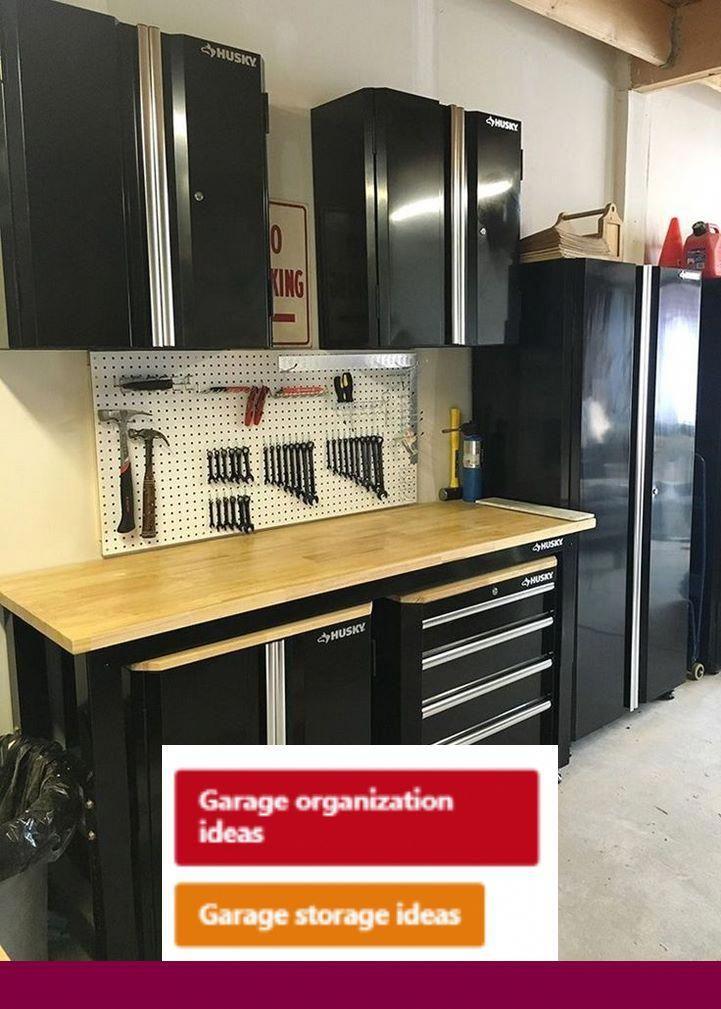 creative garage storage organization ideas and garage storage hooks rh pinterest com