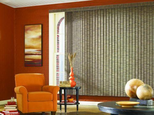 Graber Vertical Blinds Edinburgh London Tweed And Phifer 2390