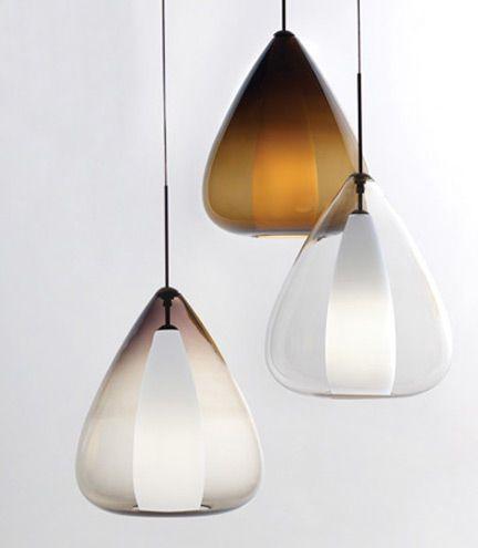Pendant lamp / contemporary / glass SOLEIL GRAND TECH LIGHTING