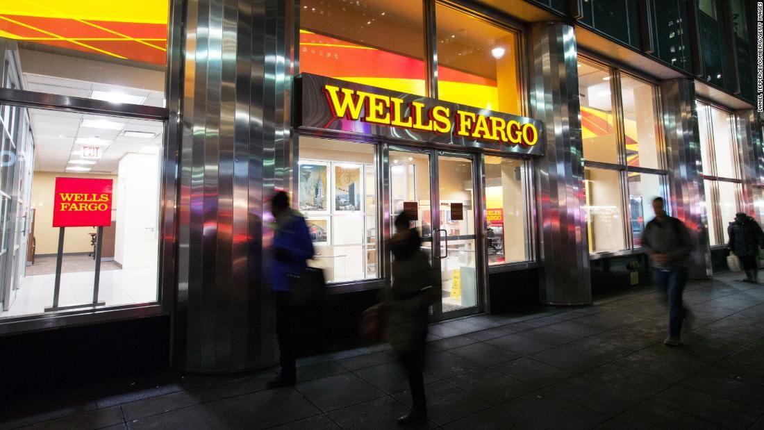 Wells Fargo's bottom line is growing despite shrinking