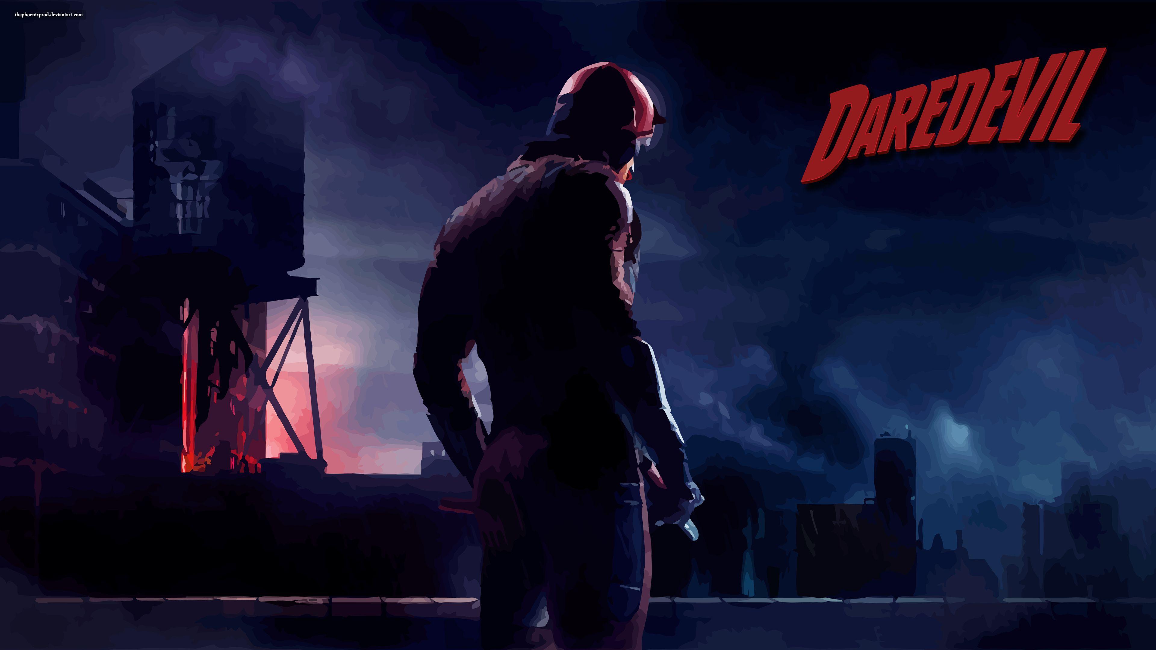 Daredevil 4k Artwork Tv Shows Wallpapers The Defenders