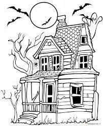 Risultati Immagini Per Disegni Di Castelli Facili Disegni Da Colorare Per Bambini Disegni Da Colorare Case Stregate Di Halloween