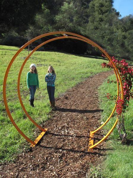 40 DIY Homemade Structures To Plant Vines: Trellis, Arbor, Pergola