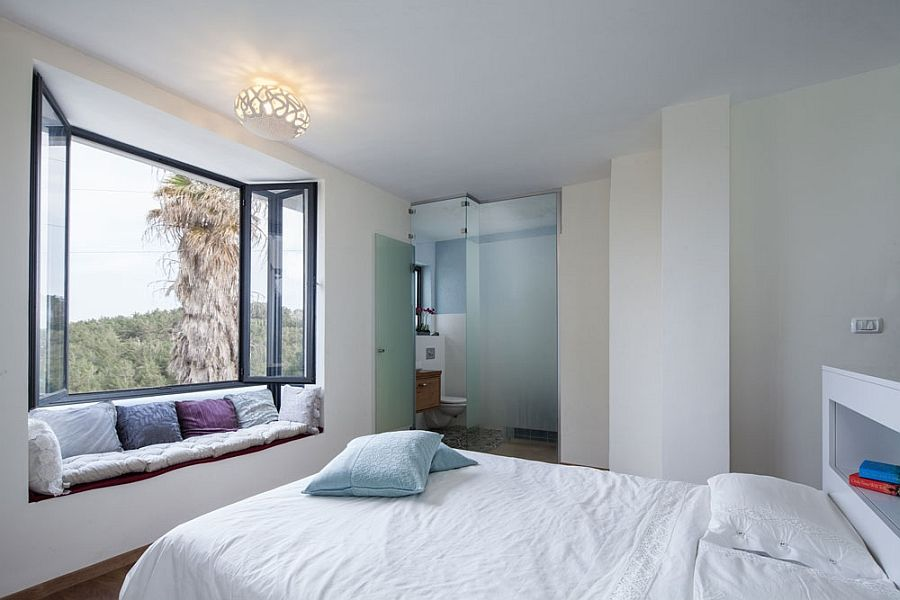 modern bedroom designs%0A Creative Home Renovation Fuses English Nation Style With Contemporary  Allure   Decor Advisor