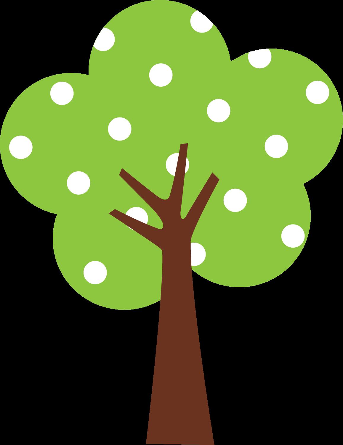 Dibujos de arboles para imprimir | Imagenes y dibujos para imprimir |  Flower clip, Applique, Clip art