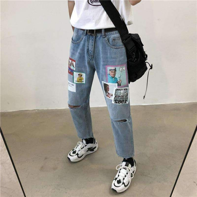 NEW FASHION HARAJUKU PANTS