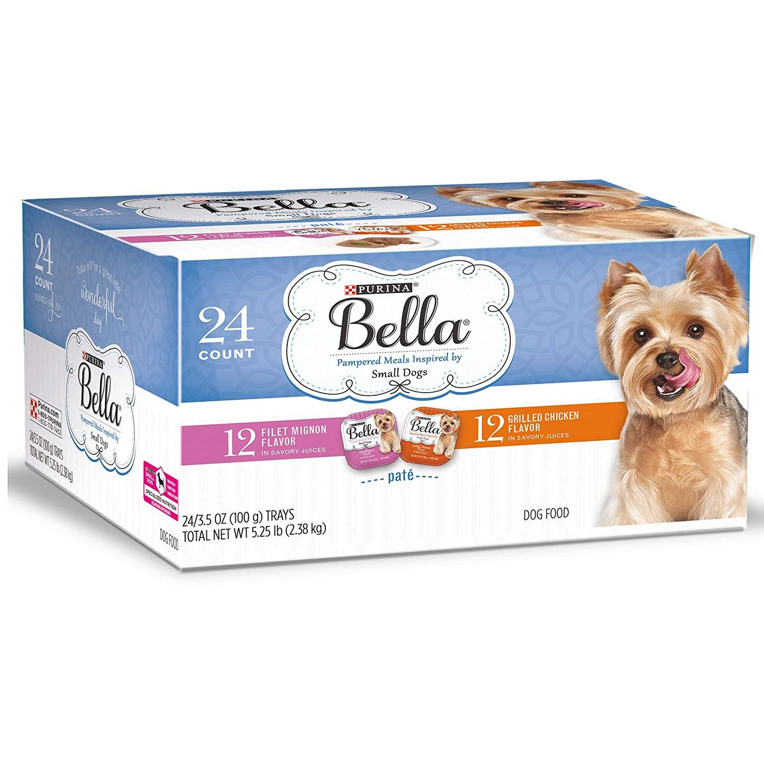 Purina Bella Bundle Of Joy With Filet Mignon And Grilled Chicken