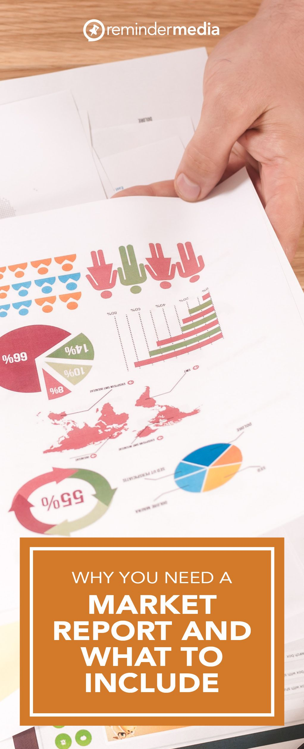 Why You Need a Market Report (and What to Include) | Sales