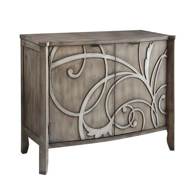 Gossoncourt 2 Door Accent Cabinet Products