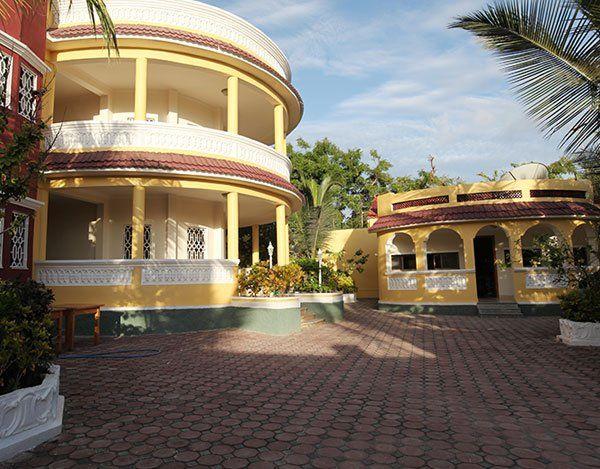 Somali Architecture | Villa in Mogadiscio, Somalia | Somalia