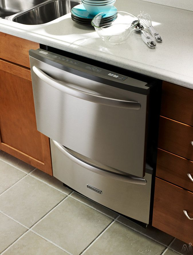 3 This Double Dishwasher Drawer Dishwasher Double Drawer Dishwasher Kitchenaid Dishwasher