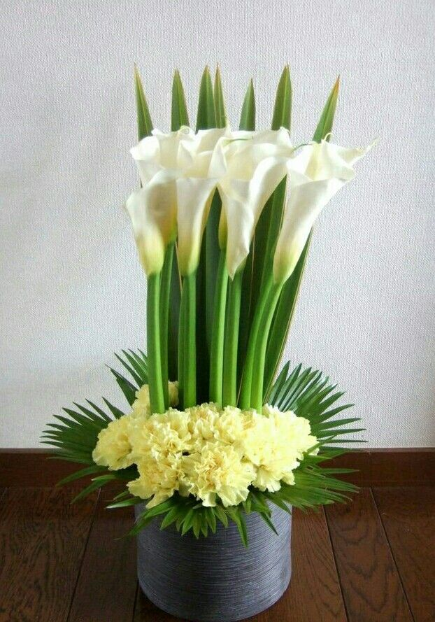 the elegant calla lily for your wedding calla lily modern floral rh pinterest com