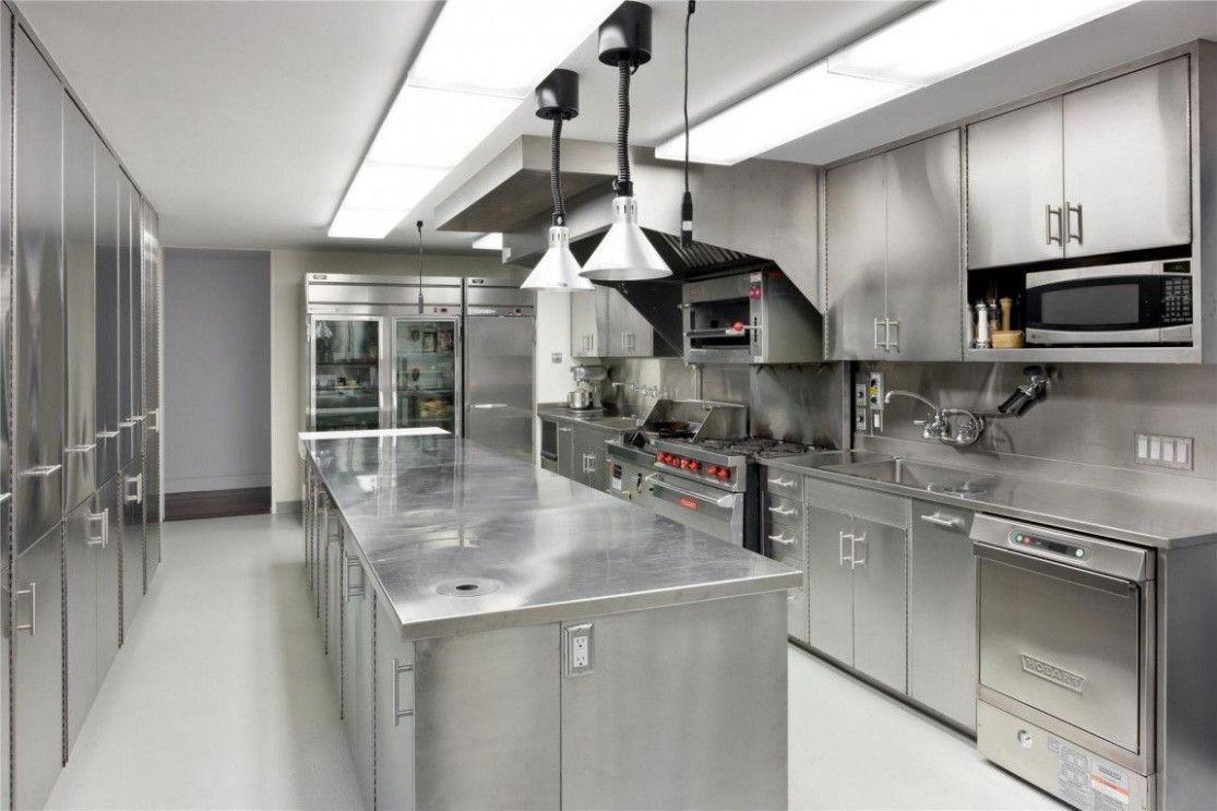 10 Stainless Steel Industrial Kitchen Cabinets In 2020 Kitchen Solutions Kitchen Suppliers Home Kitchens