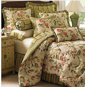 Image Detail For Waverly Custis Garden Comforter Queen Ebay Idee