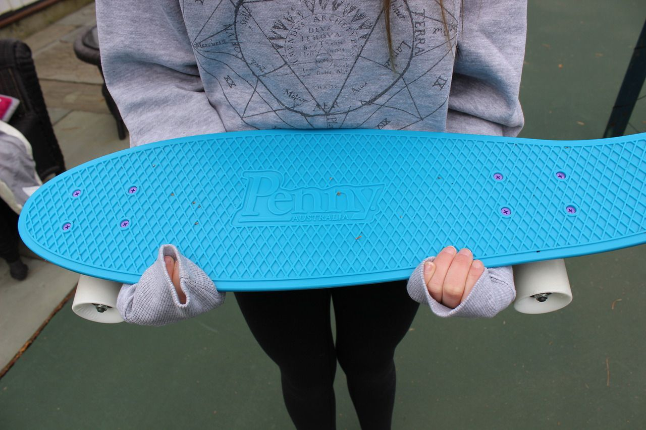Go customize your own penny board at wwwpennyskateboards