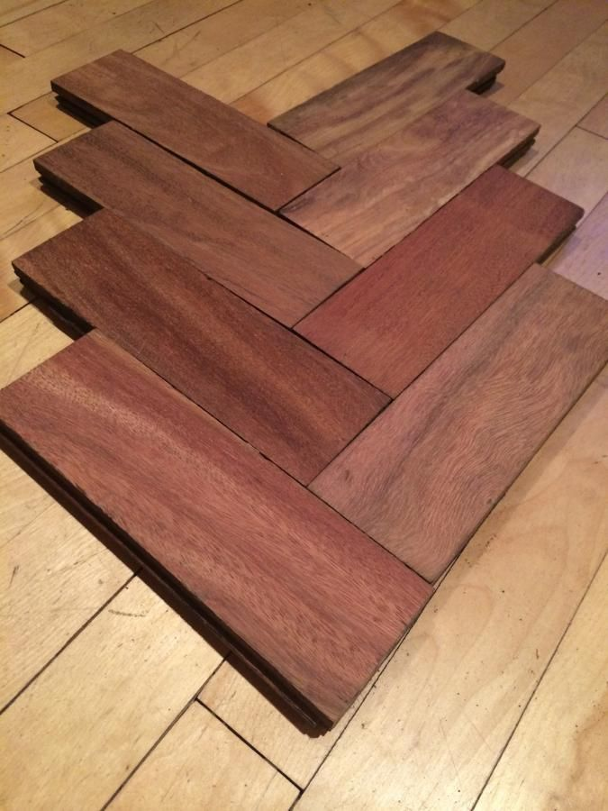 Reclaimed Ekki Parquet Blocks For Sale On Salvoweb From Hargreaves