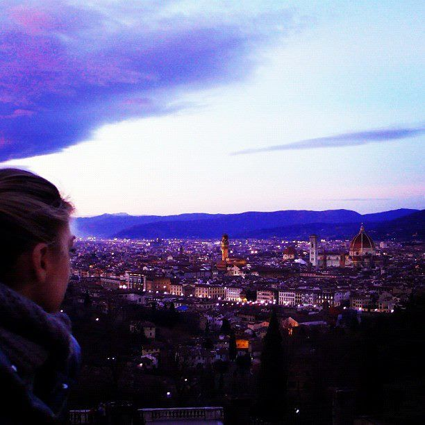 From Florence with love